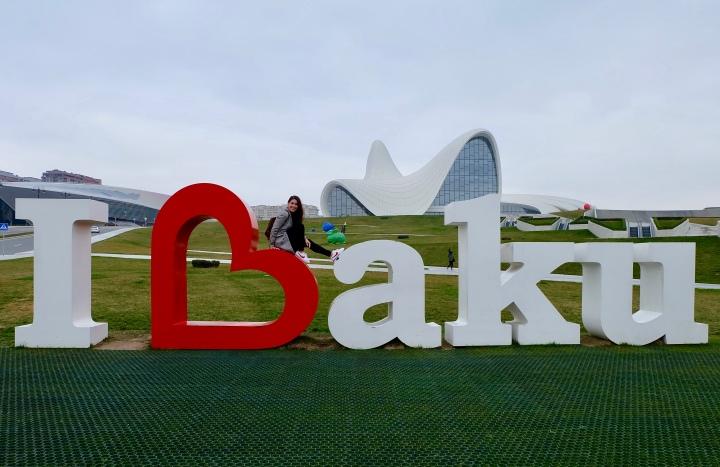 Baku, I HeartYou