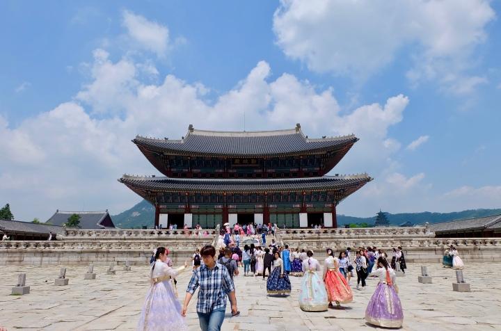 Photo Essay: GyeongbokgungPalace